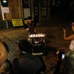 outdoor performance in Todmorden